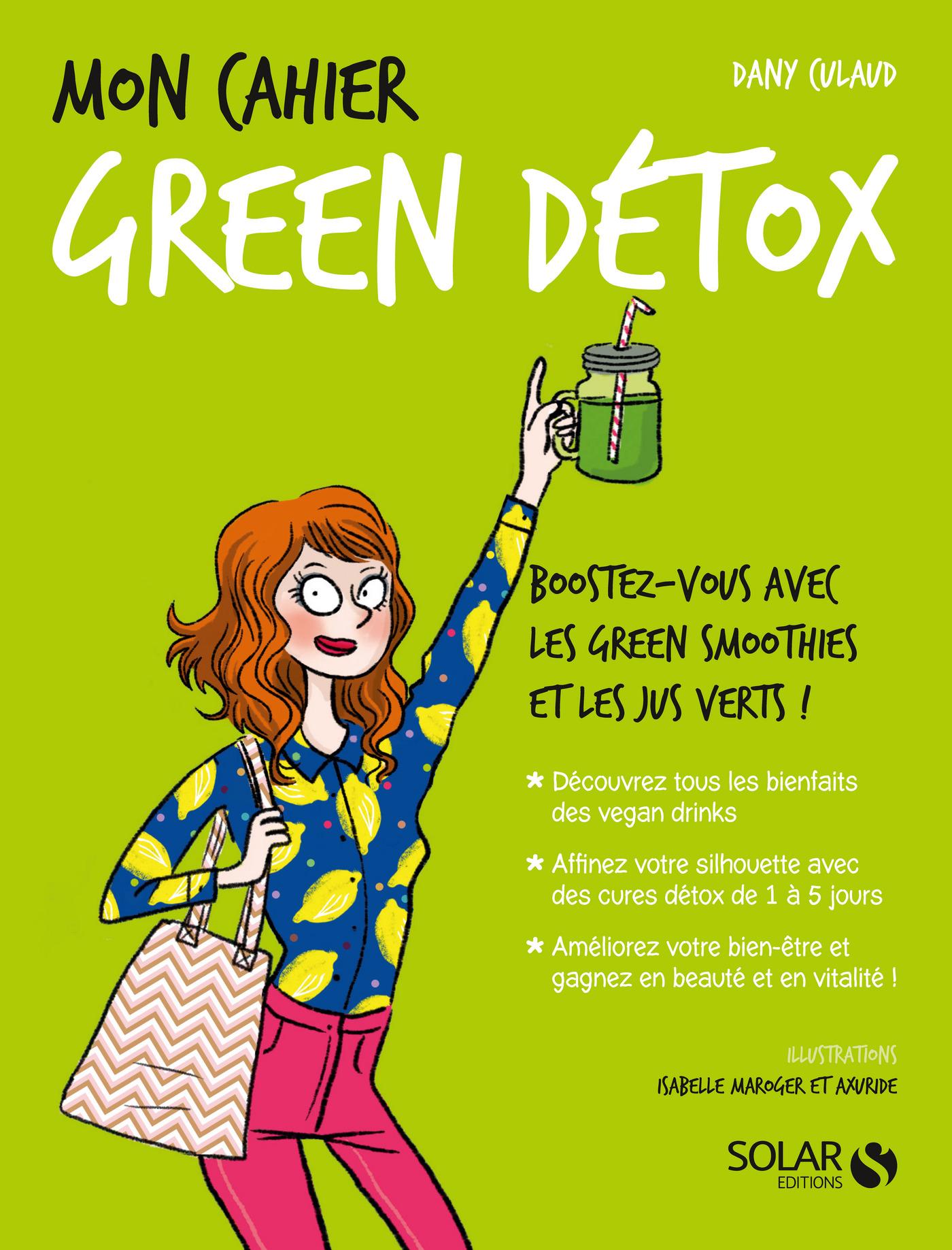 Mon cahier Green détox