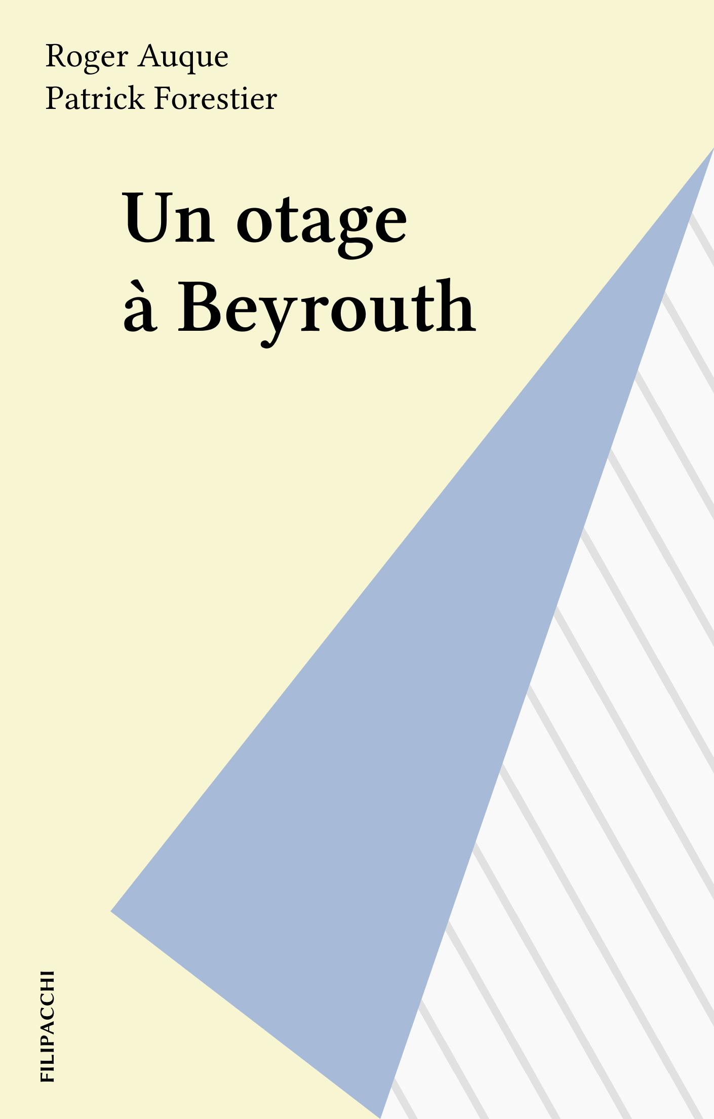Un otage à Beyrouth