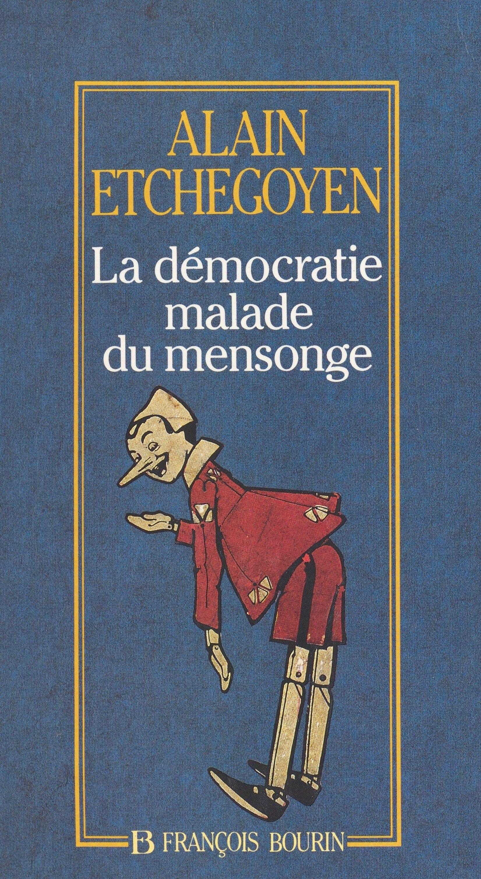 La démocratie malade du men...