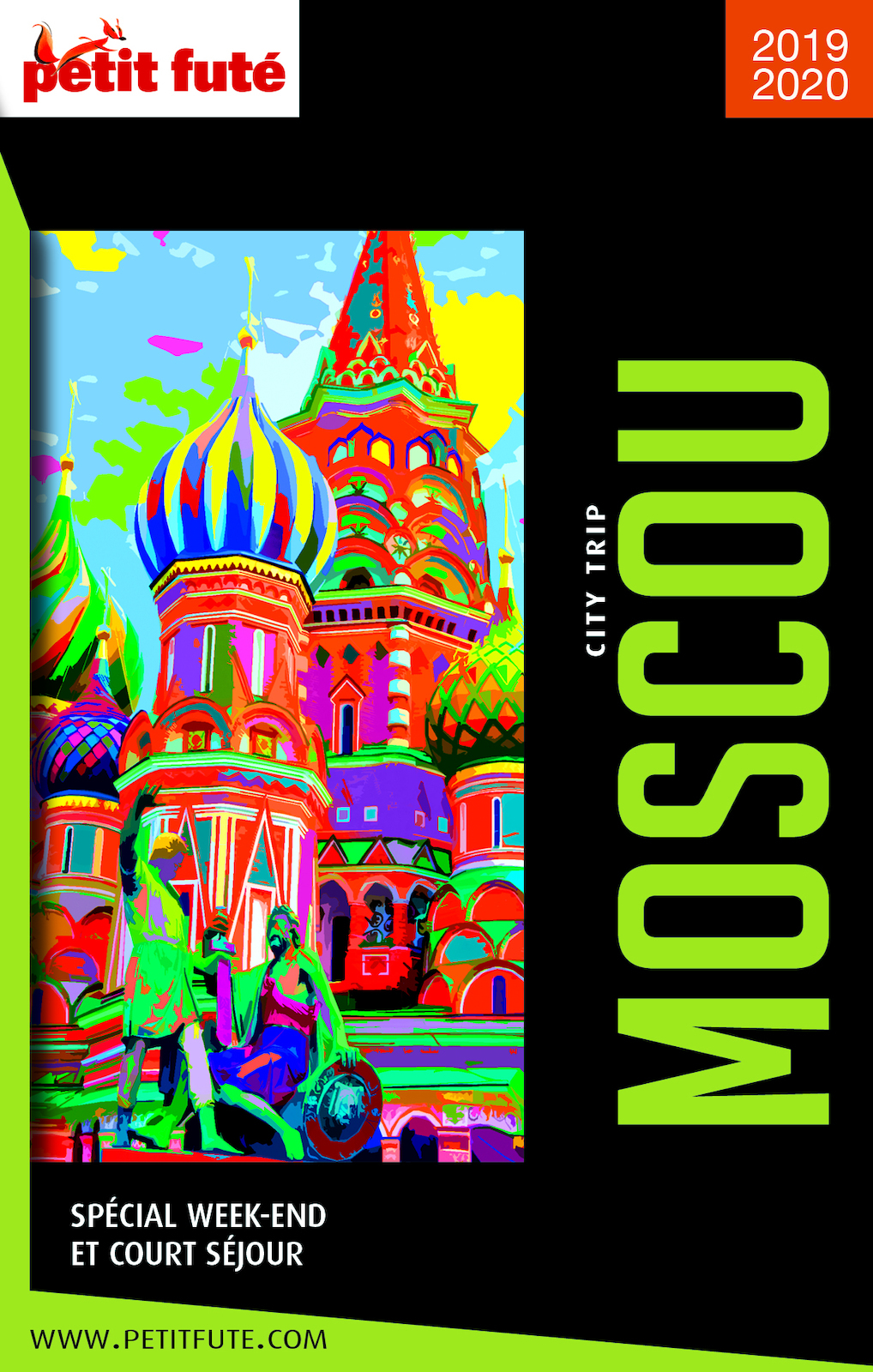 MOSCOU CITY TRIP 2019/2020 ...