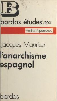 L'anarchisme espagnol de 18...