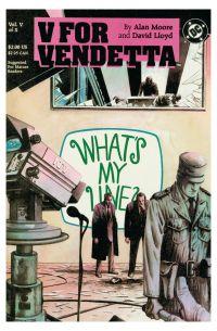 V pour Vendetta - Chapitre 5