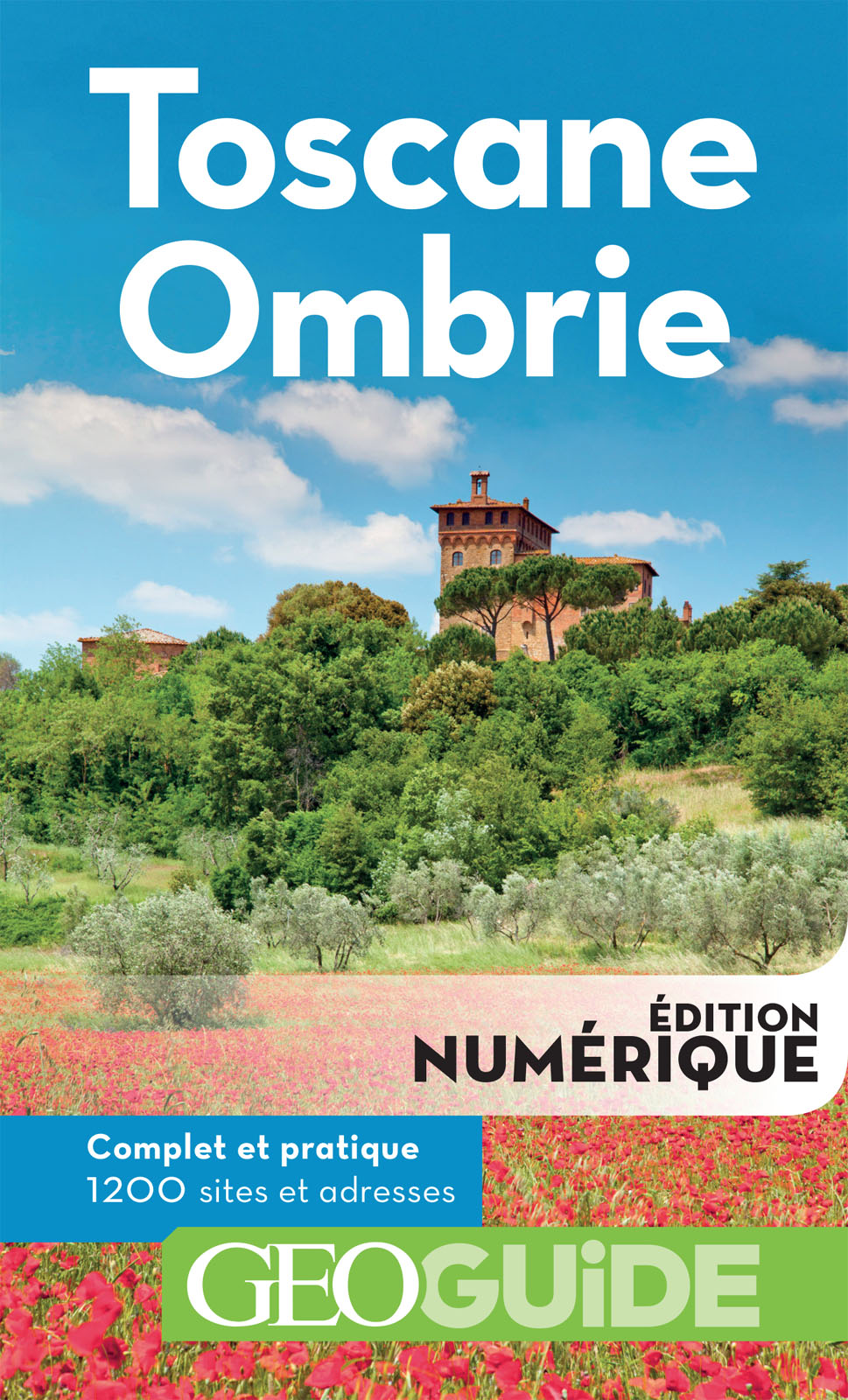 GEOguide Toscane - Ombrie | Collectif Gallimard Loisirs,