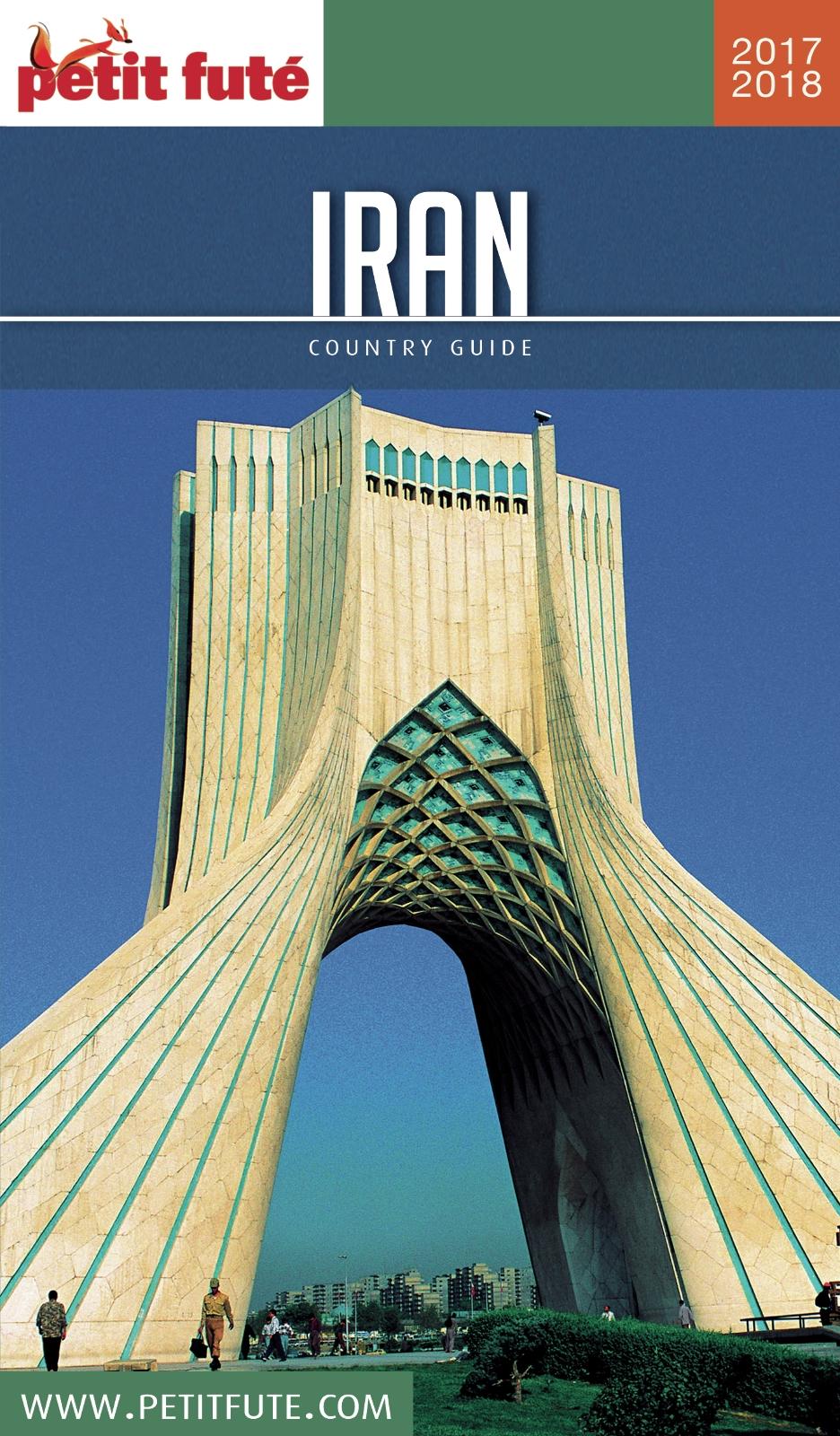 IRAN 2017/2018 Petit Futé