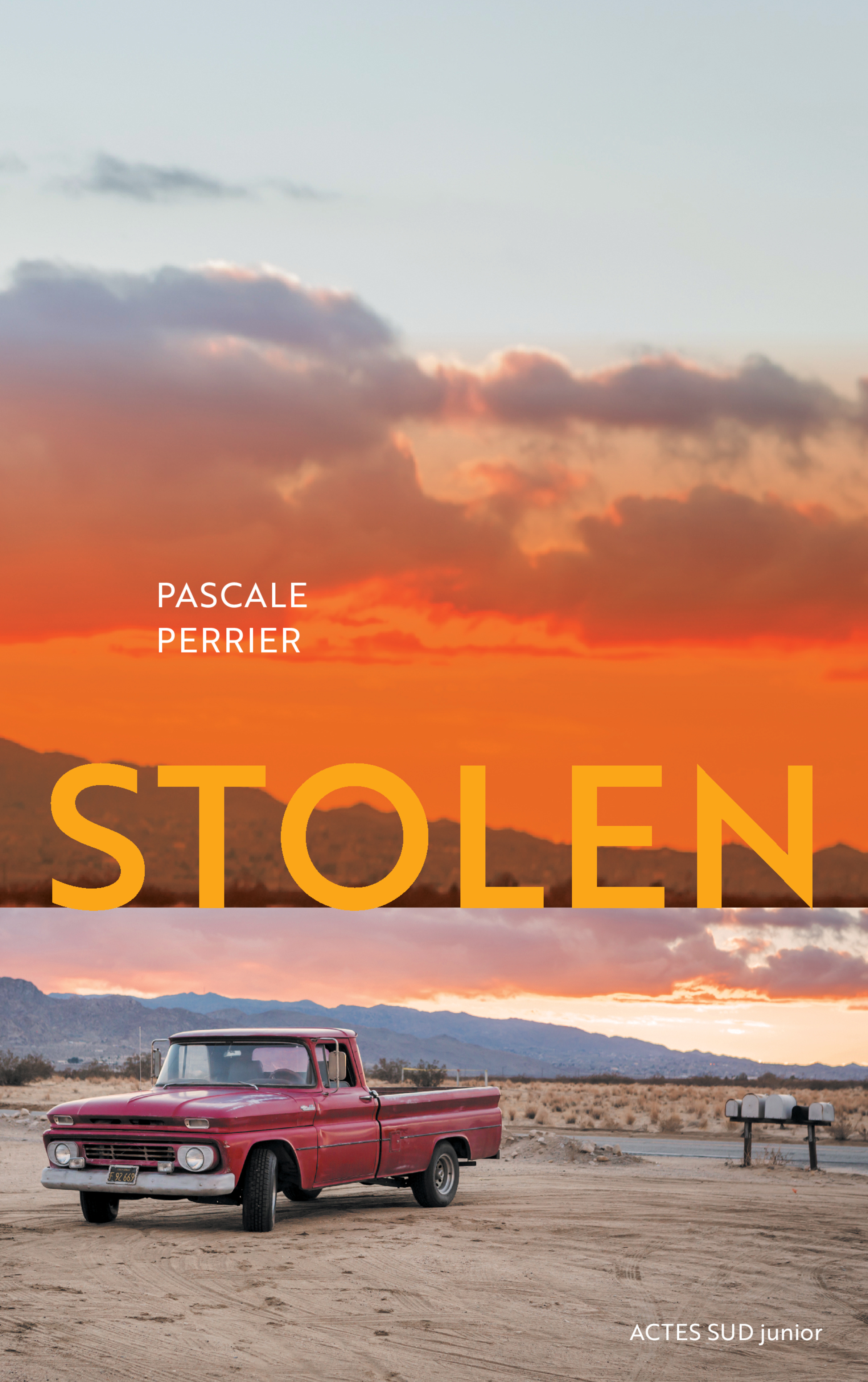 Stolen | Perrier, Pascale