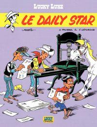 Lucky Luke - tome 23 – Le Daily Star | Fauche, Xavier. Auteur