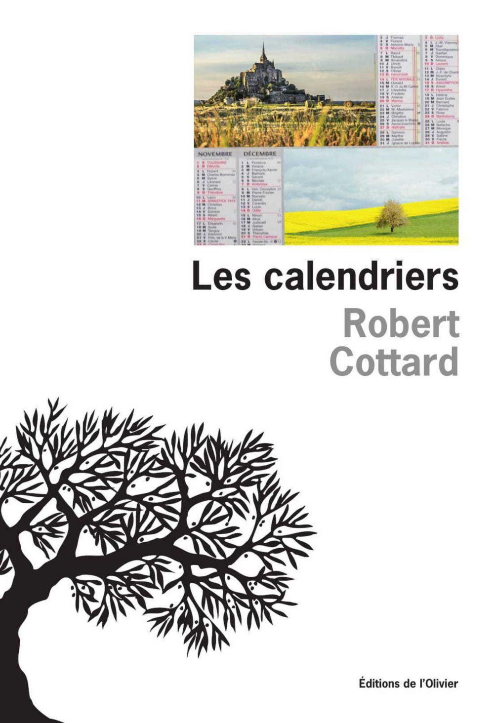 Les Calendriers | Cottard, Robert. Auteur