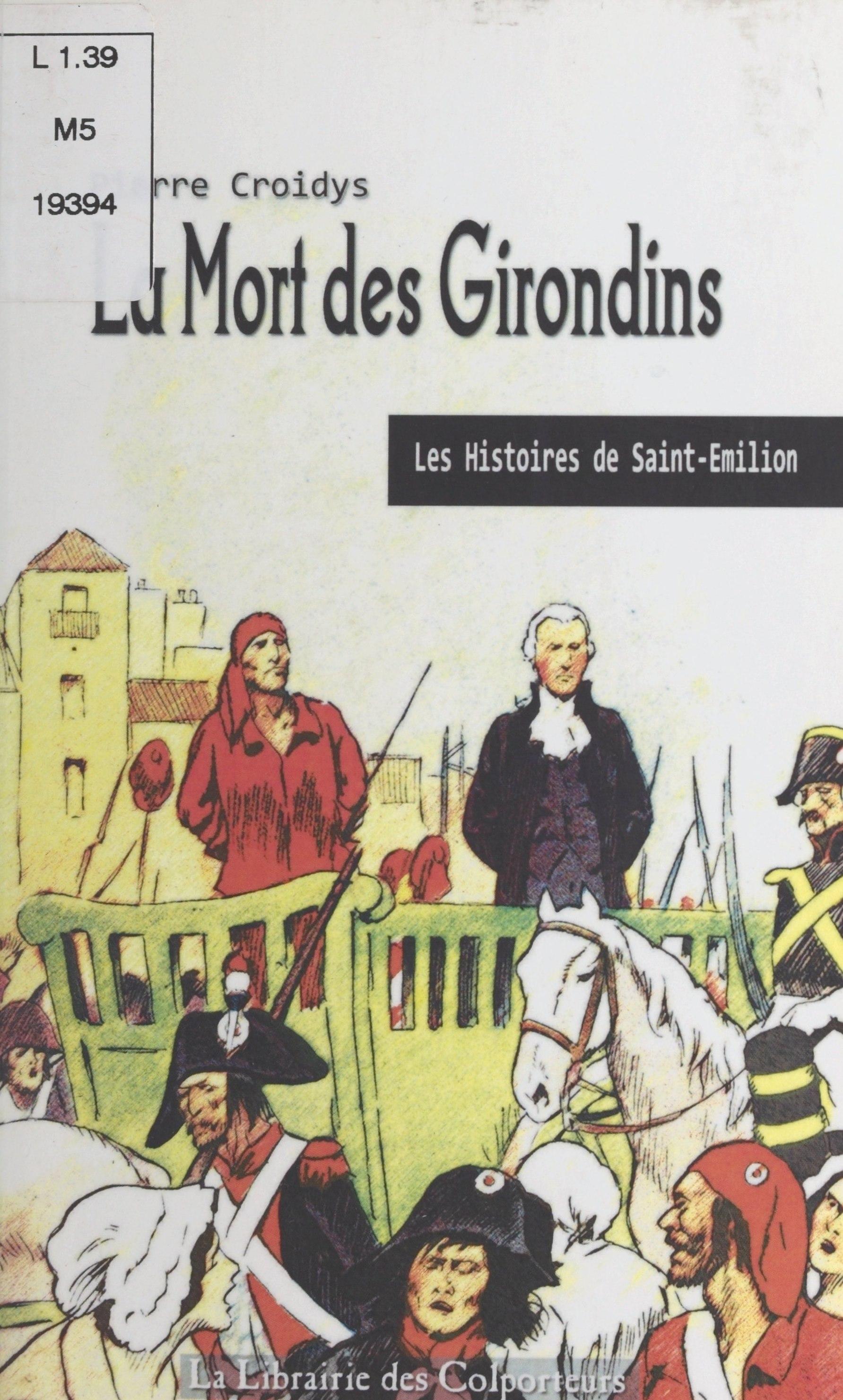 La mort des Girondins