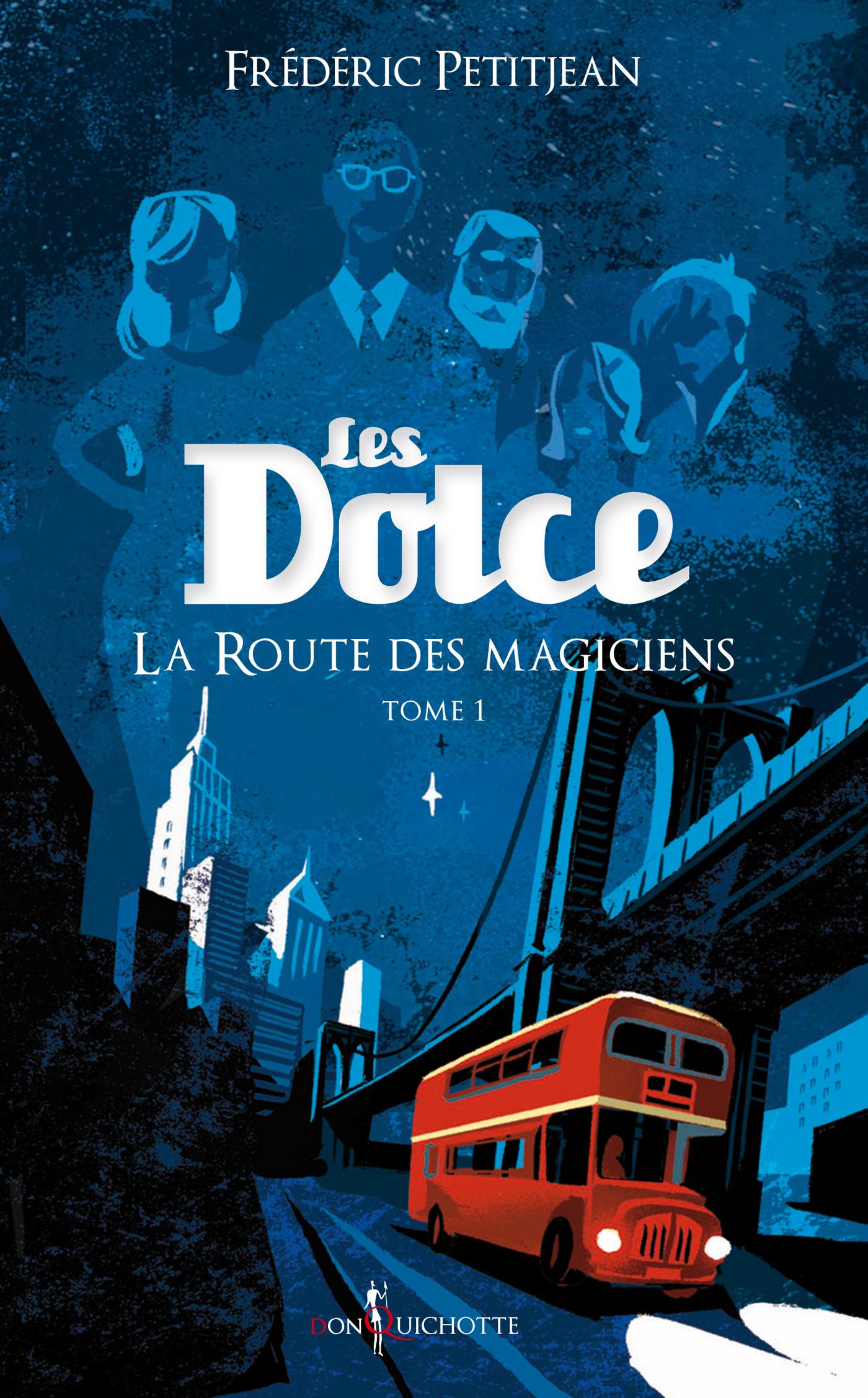 La Route des magiciens | Petitjean, Frédéric