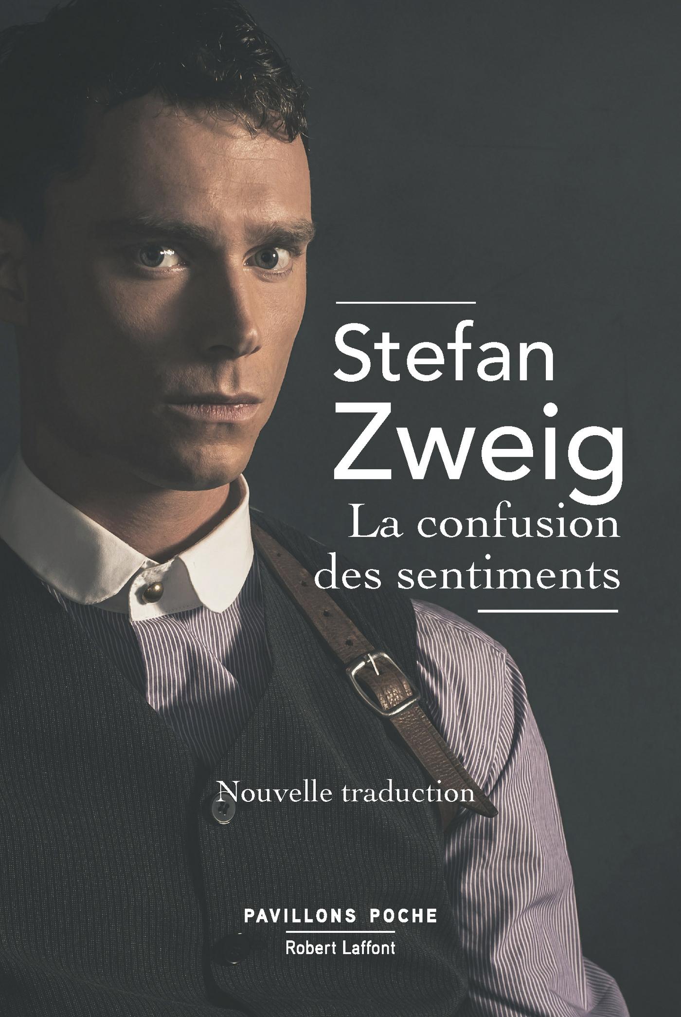 La Confusion des sentiments | ZWEIG, Stefan. Auteur