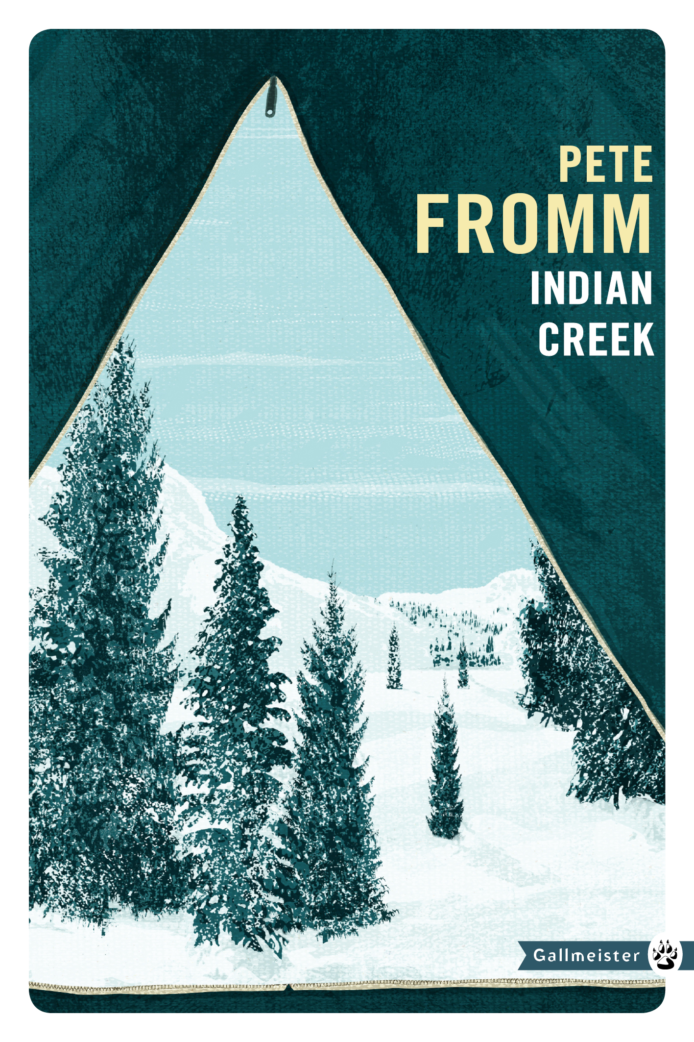 Indian creek | Fromm, Pete