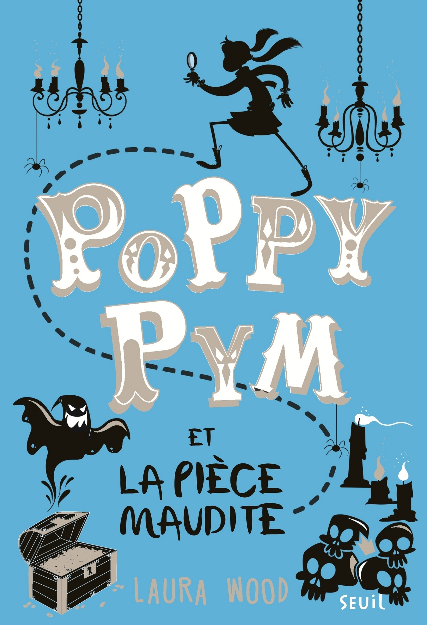 Poppy Pym et la pièce maudite. Poppy Pym - tome 2