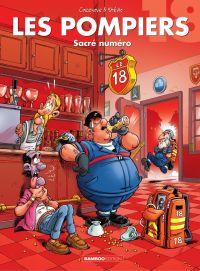 Les Pompiers - Tome 18