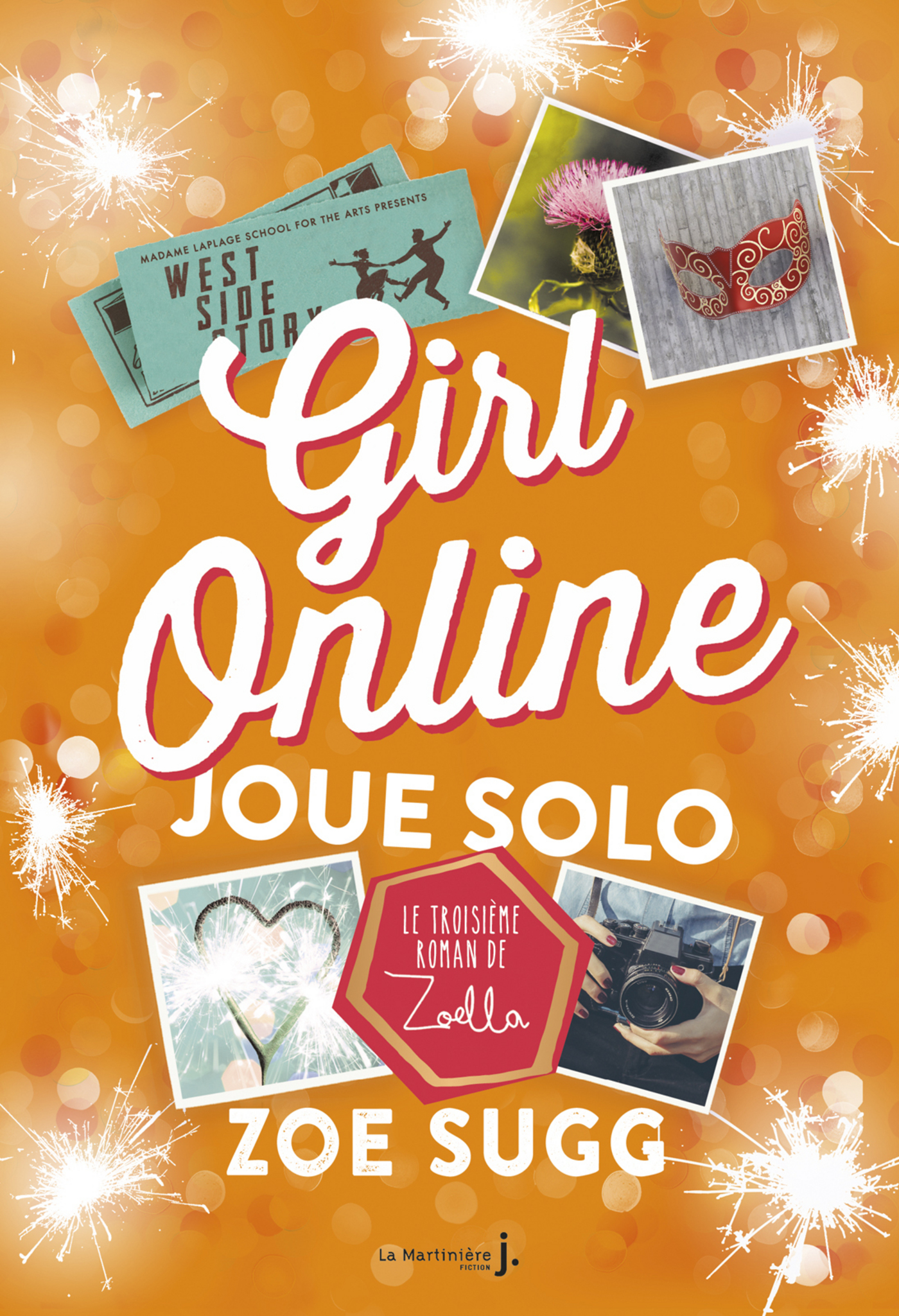 Girl Online Joue Solo. Girl Online - tome 3