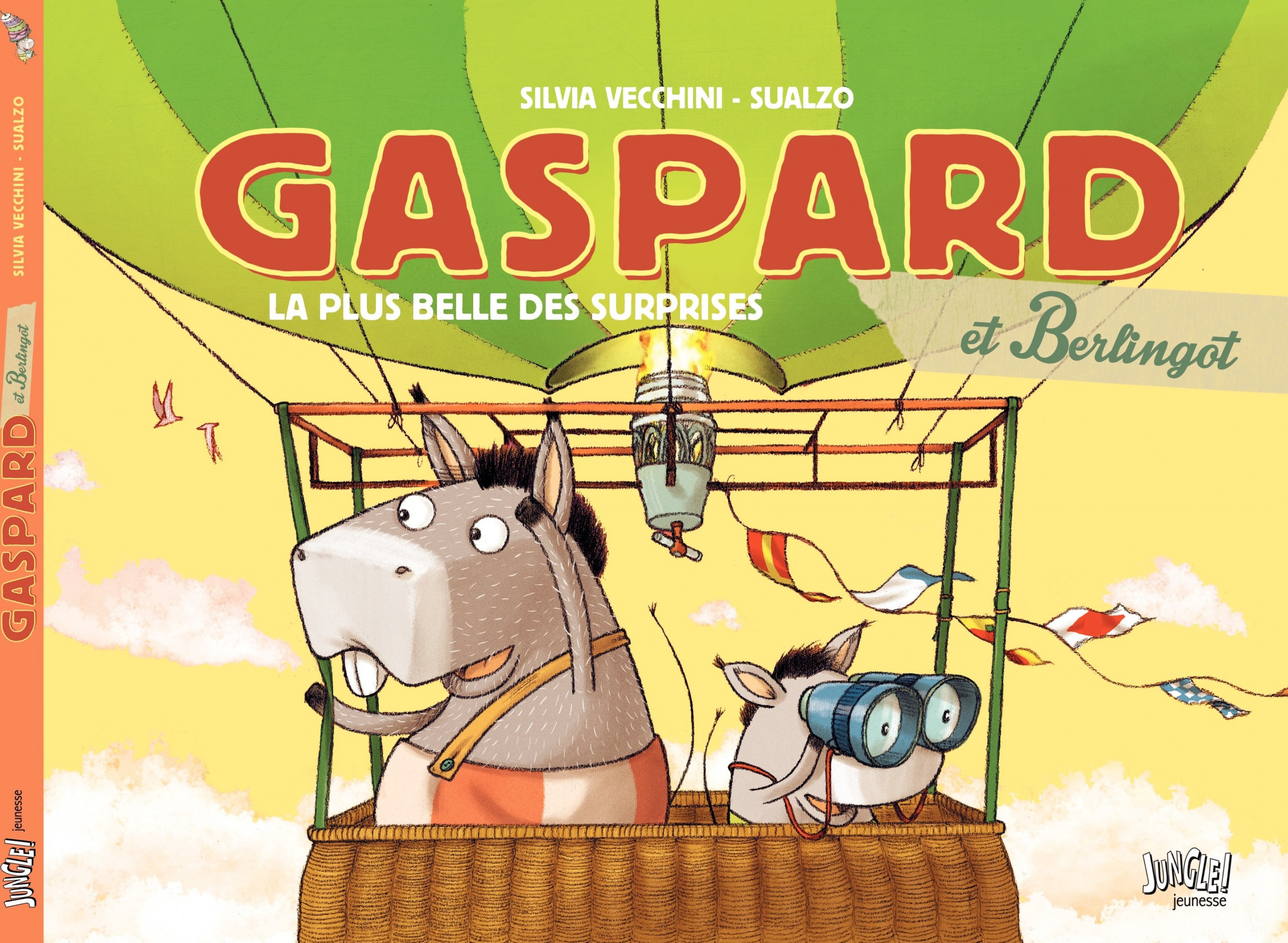 Gaspard et Berlingot - Tome 2 - L'anniversaire surprise