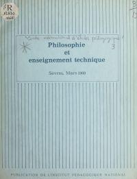 Philosophie et enseignement...