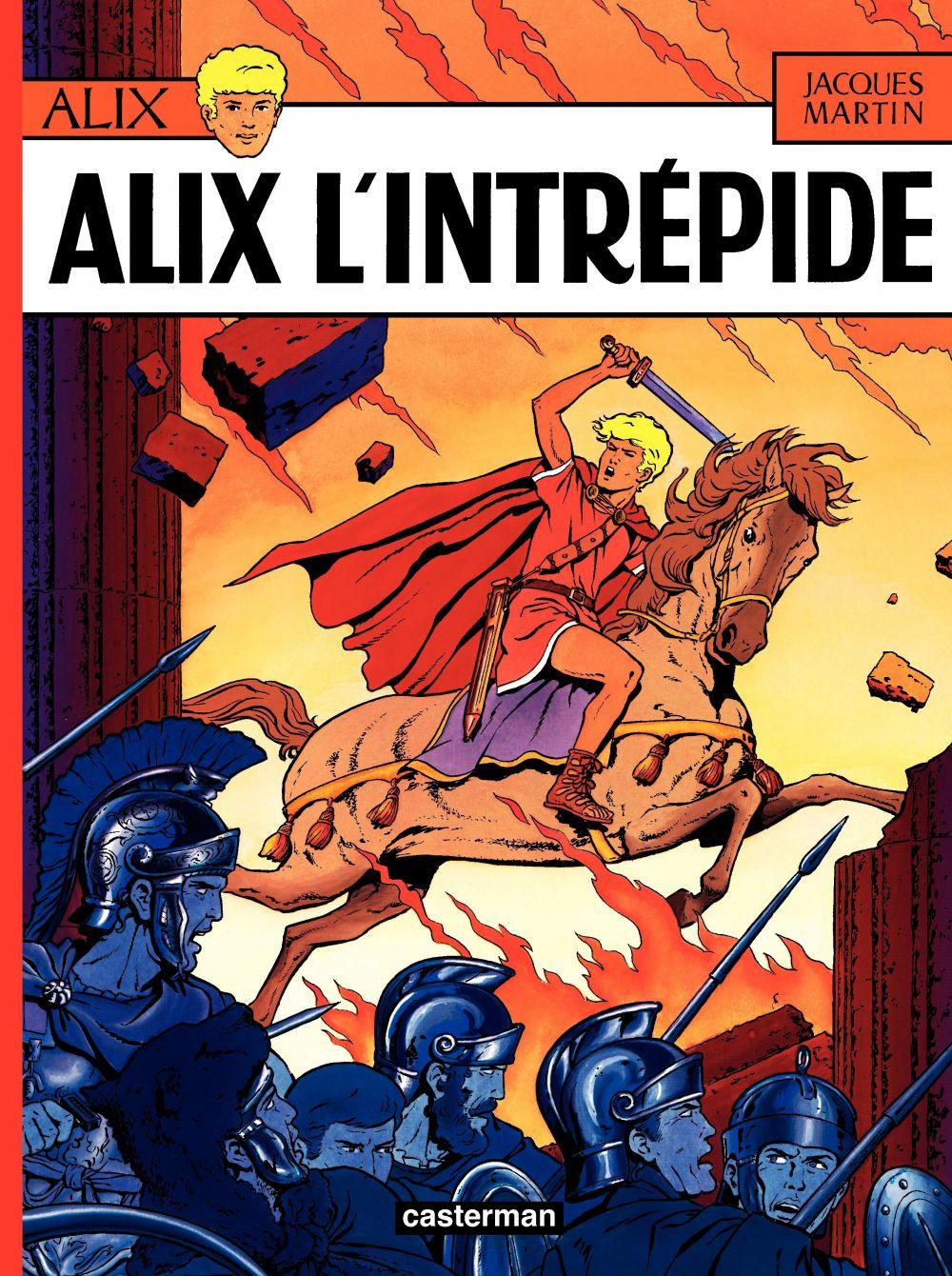 Alix (Tome 1) - Alix l'intrépide | Martin, Jacques. Auteur