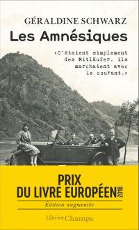 Les Amnésiques | Schwarz, Géraldine (1976-....). Auteur