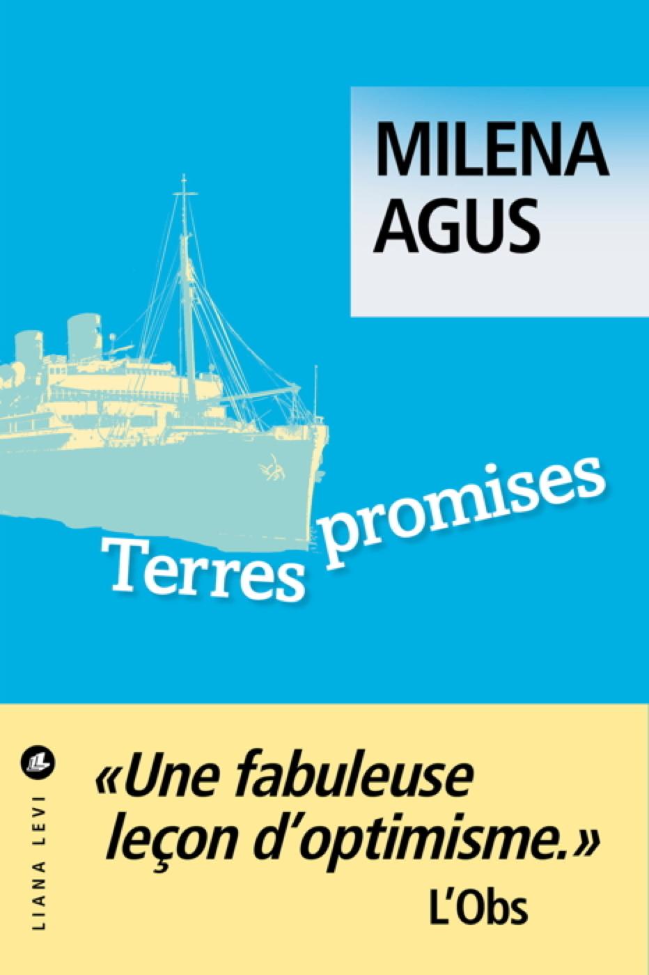 Terres promises | Agus, Milena