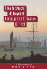 Campagne de l'Uranie (1817-1820). Journal