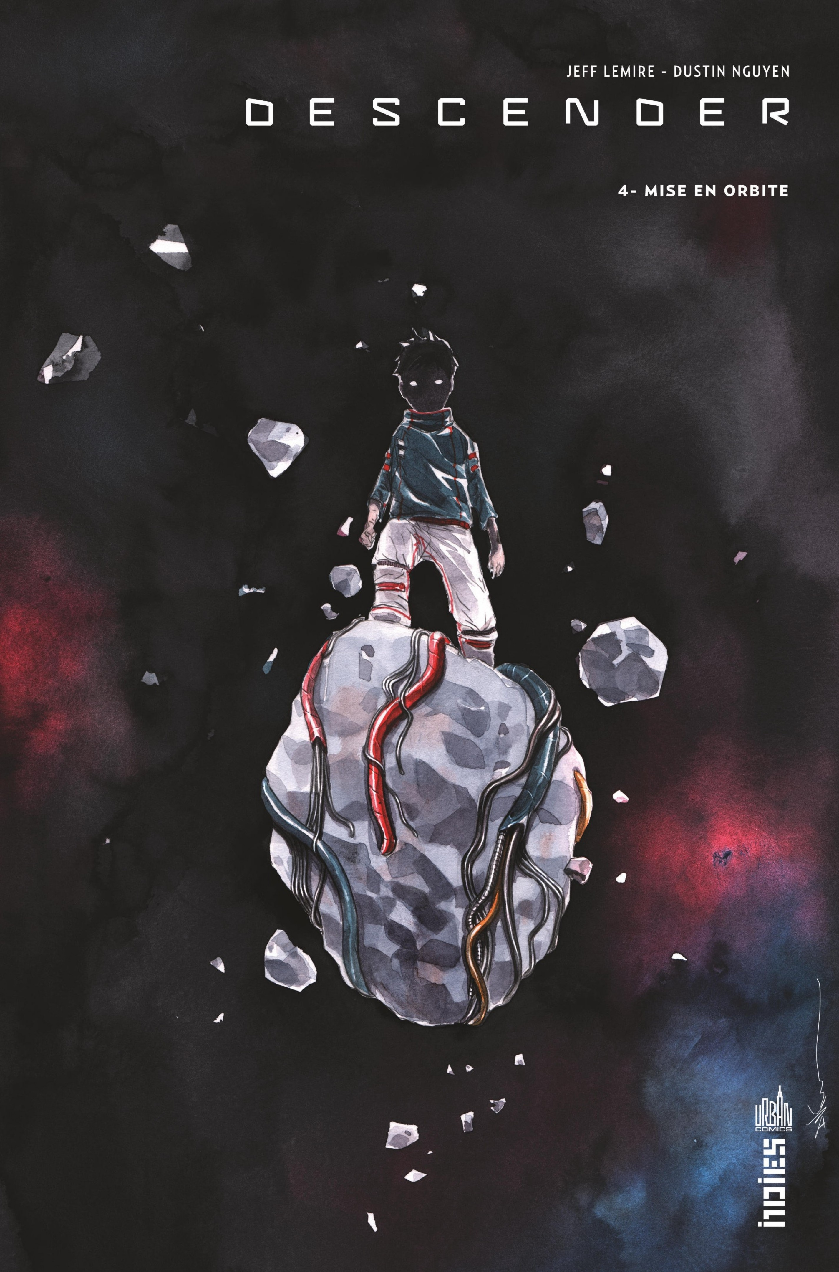 DESCENDER - Tome 4 - Descender Tome 4