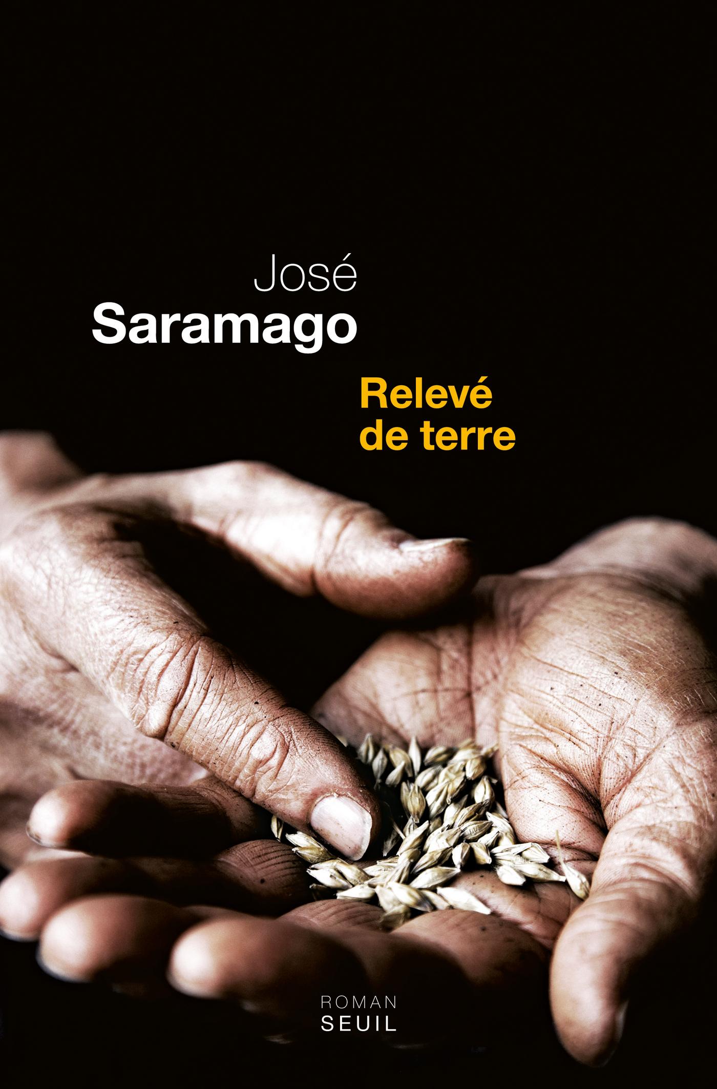 Relevé de terre | Saramago, José