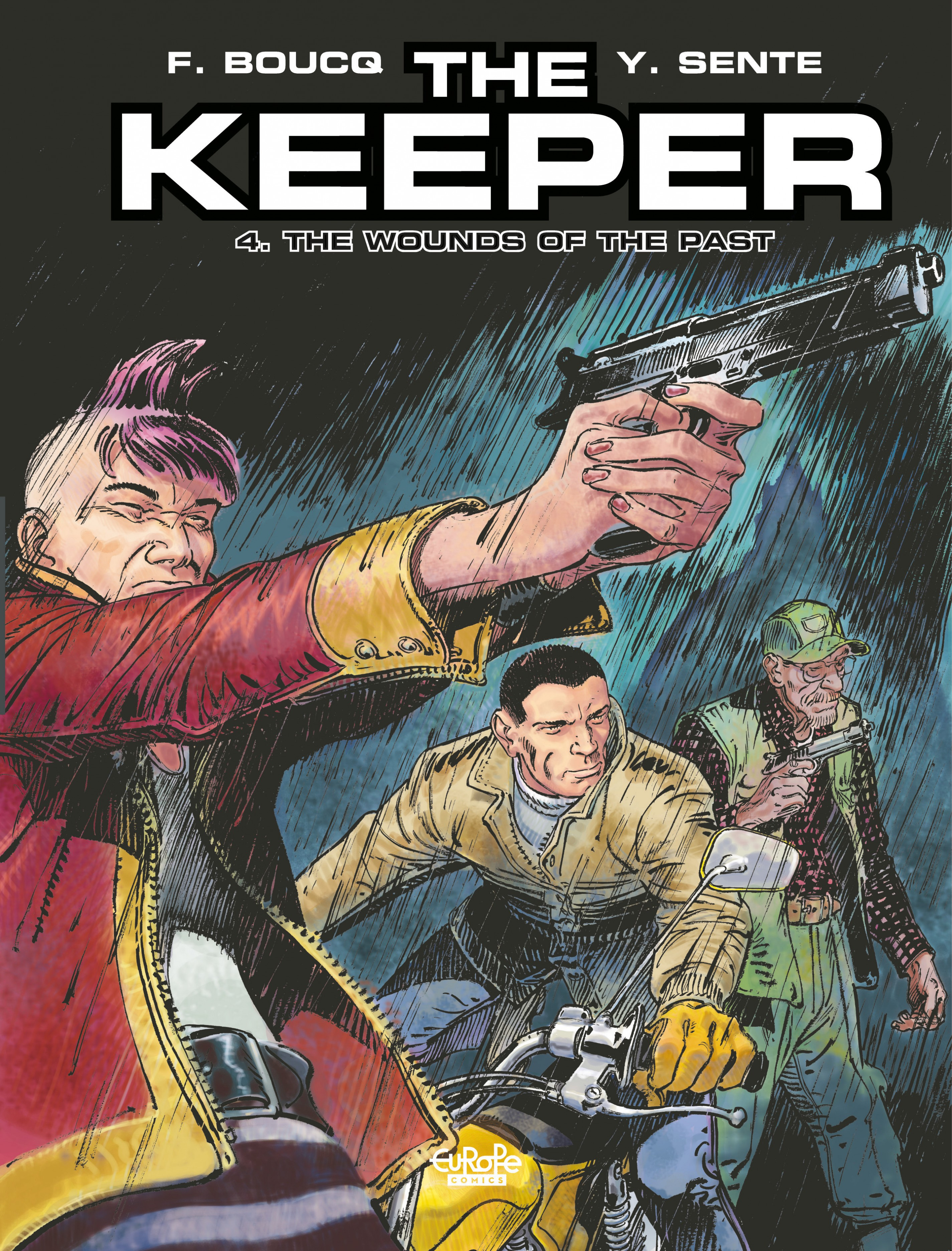 The Keeper - Volume 4 - The...