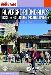 AUVERGNE-RHÔNE-ALPES 2018 Carnet Petit Futé