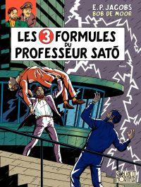 Les aventures de Blake et Mortimer, Volume 12, Les 3 formules du professeur Sato. Volume 2
