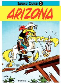Lucky Luke. Volume 3, Arizona