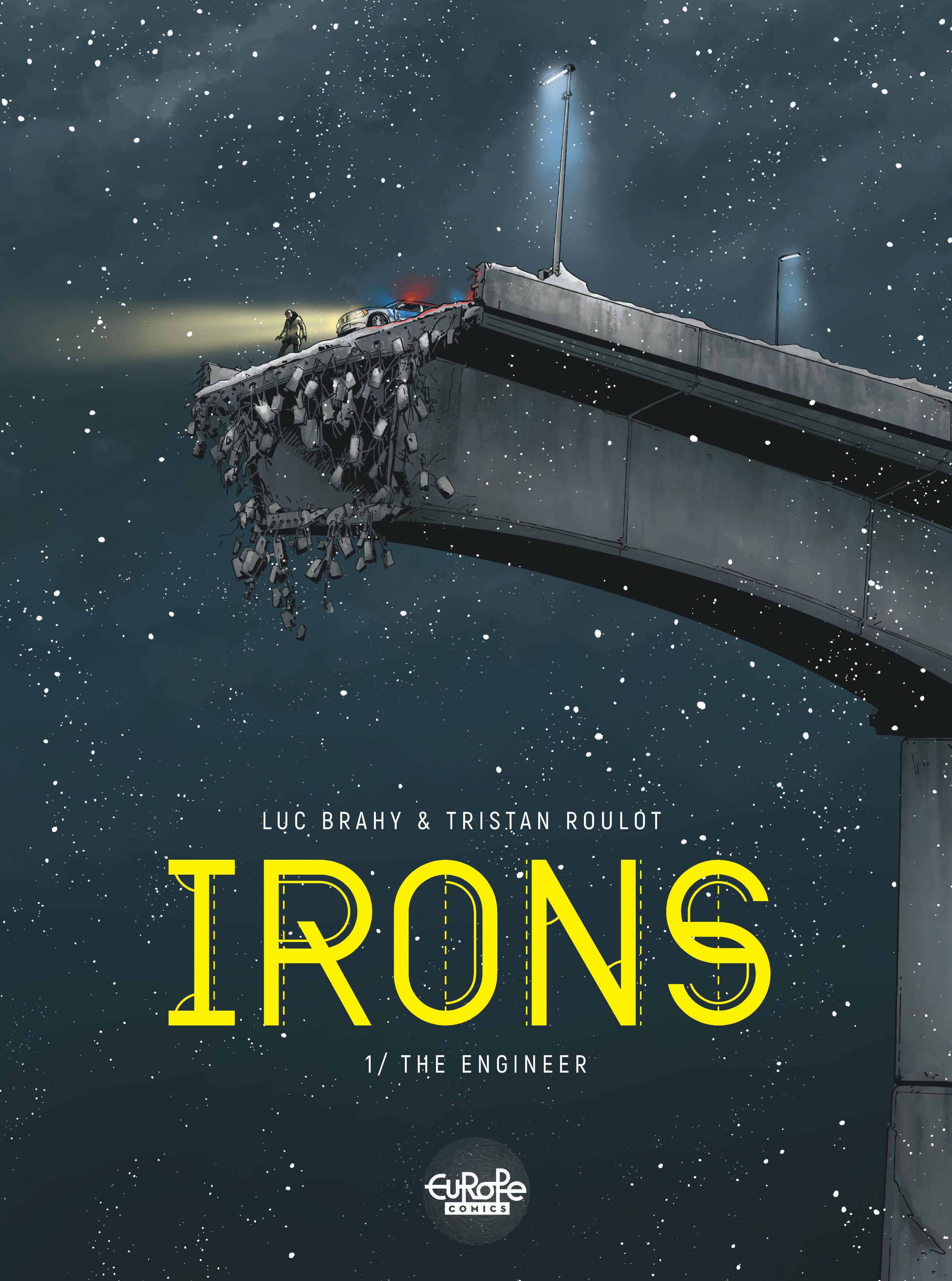 Irons - Volume 1 - The Engi...