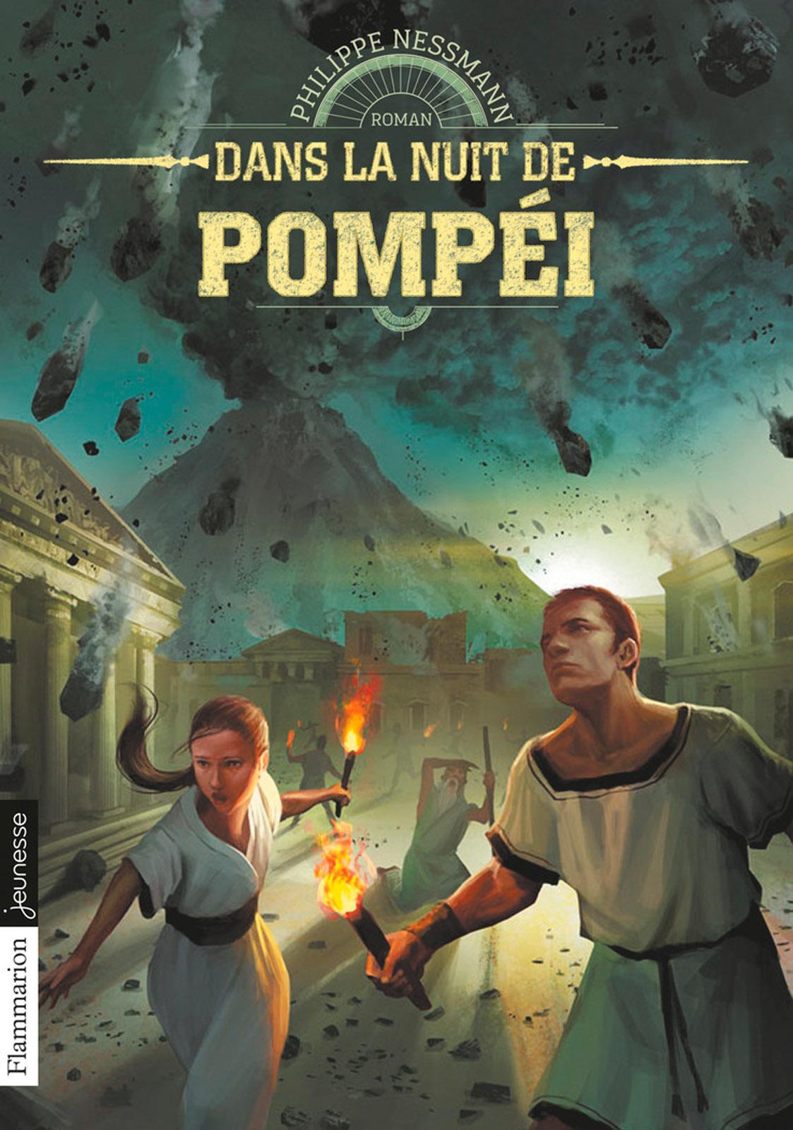 Dans la nuit de Pompéi