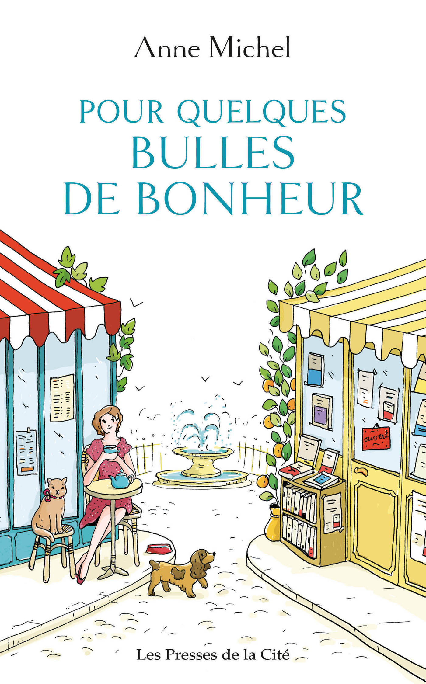 POUR QUELQUES BULLES DE BONHEUR