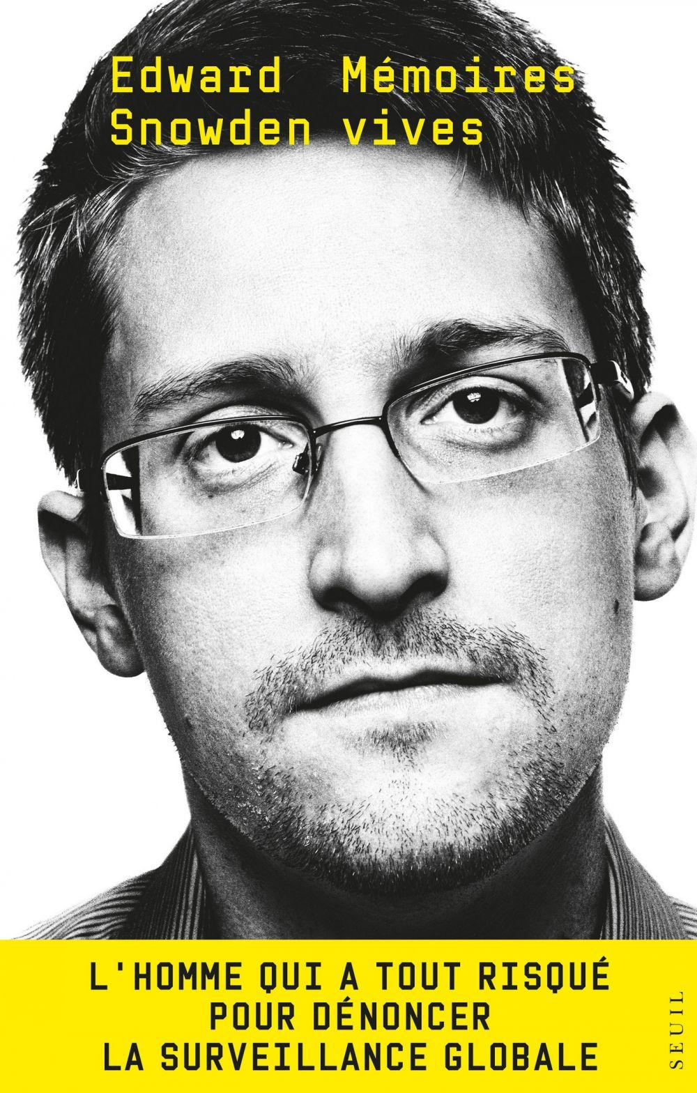 Mémoires Vives | Snowden, Edward. Auteur