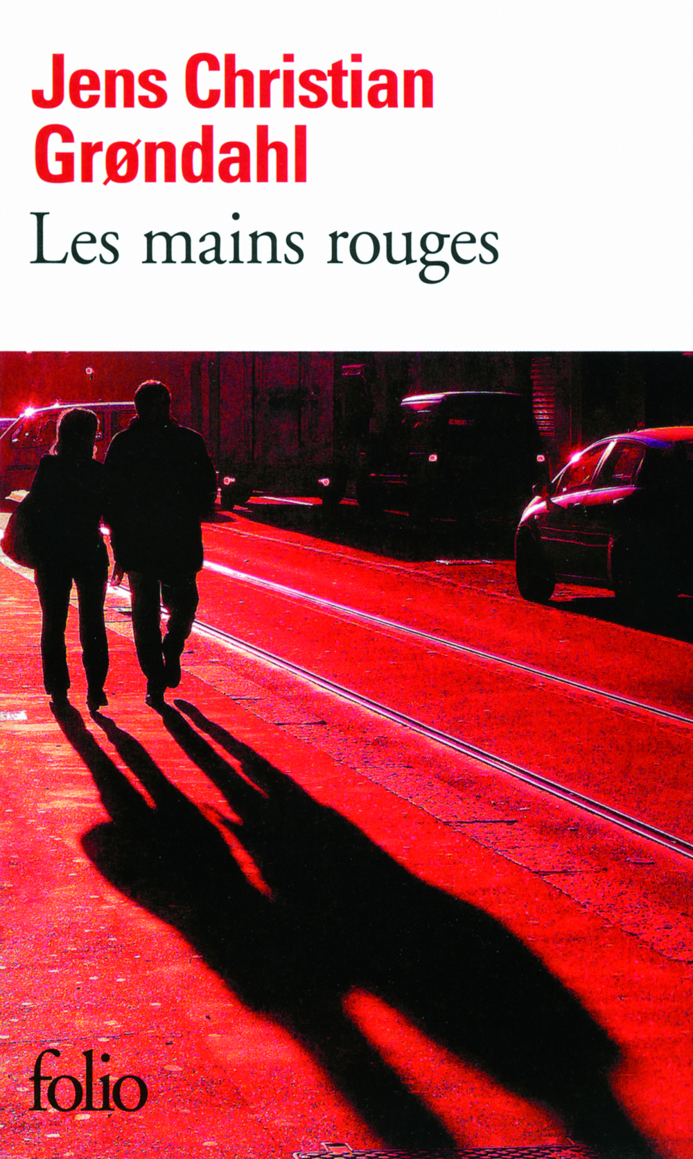 Les mains rouges