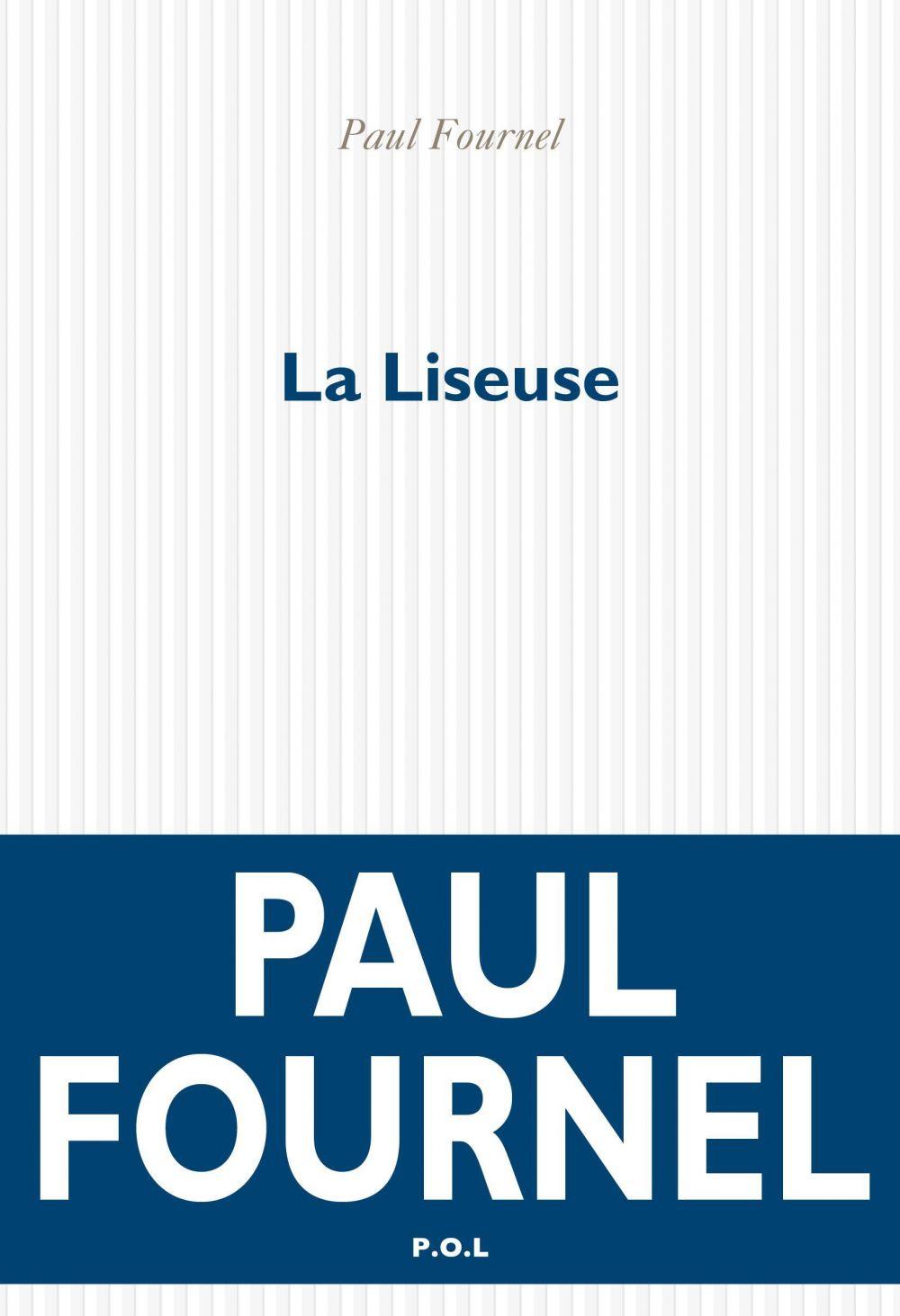 La Liseuse | Fournel, Paul (1947-....). Auteur