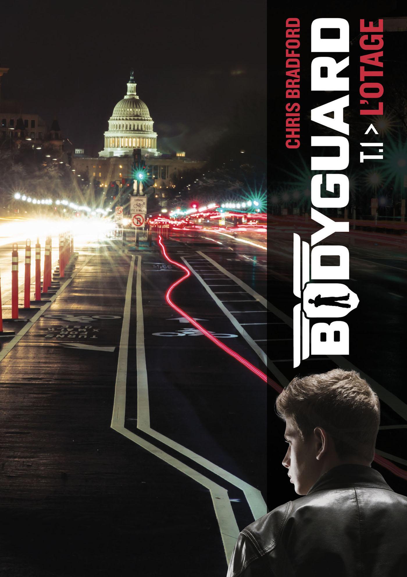 Bodyguard (Tome 1) - L'otage