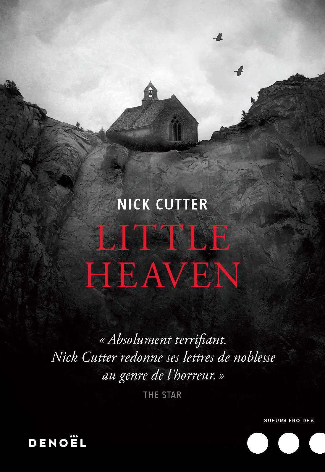 Little Heaven | Cutter, Nick