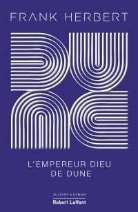 Image de couverture (Dune - Tome 4 : L'empereur dieu de Dune)