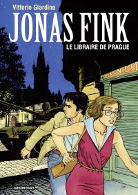 Jonas Fink (Tome 2) - Le libraire de Prague