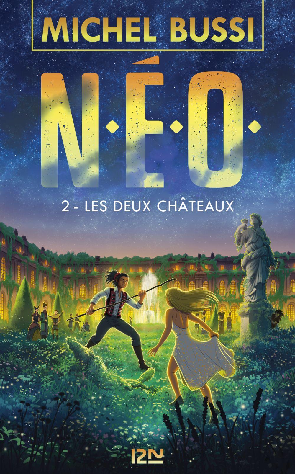 N.E.O. - Tome 2 : Les deux châteaux |