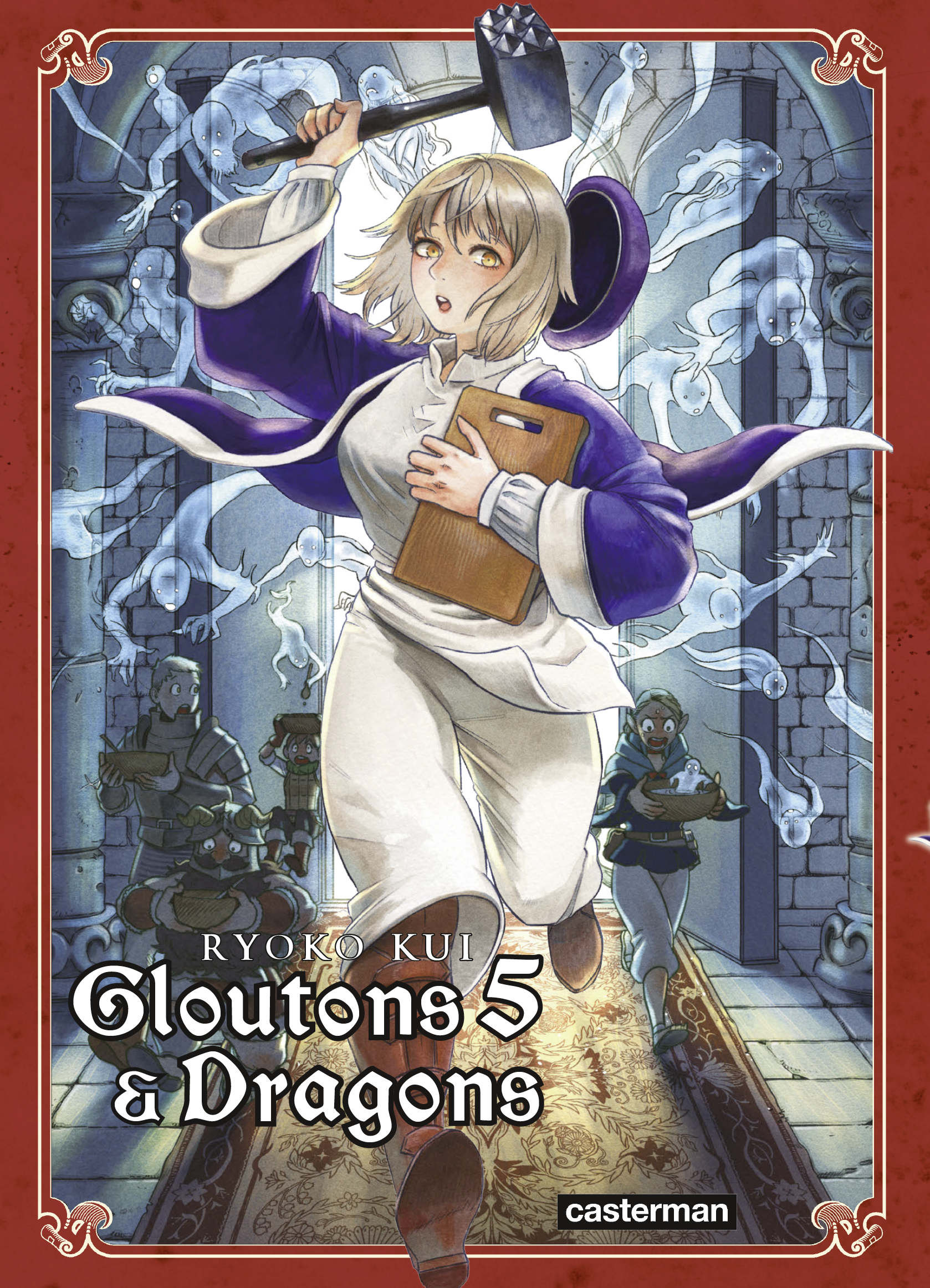 Gloutons et Dragons (Tome 5)  - Gloutons et Dragons