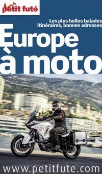 Europe à moto 2015 Petit Futé