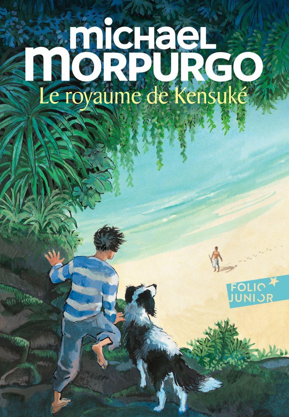 Le royaume de Kensuké   Morpurgo, Michael. Auteur