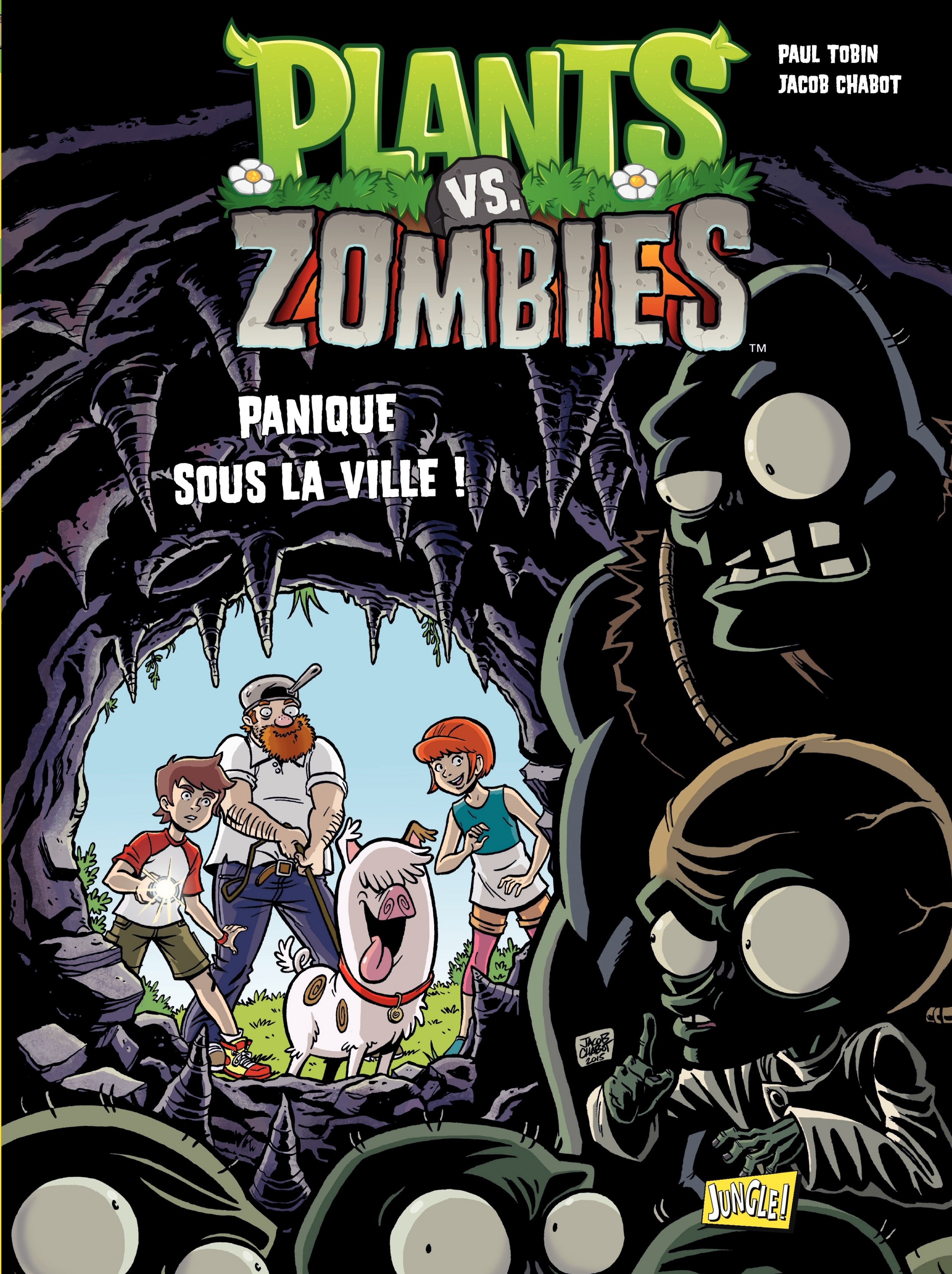 Plants vs zombies - Tome 6 ...