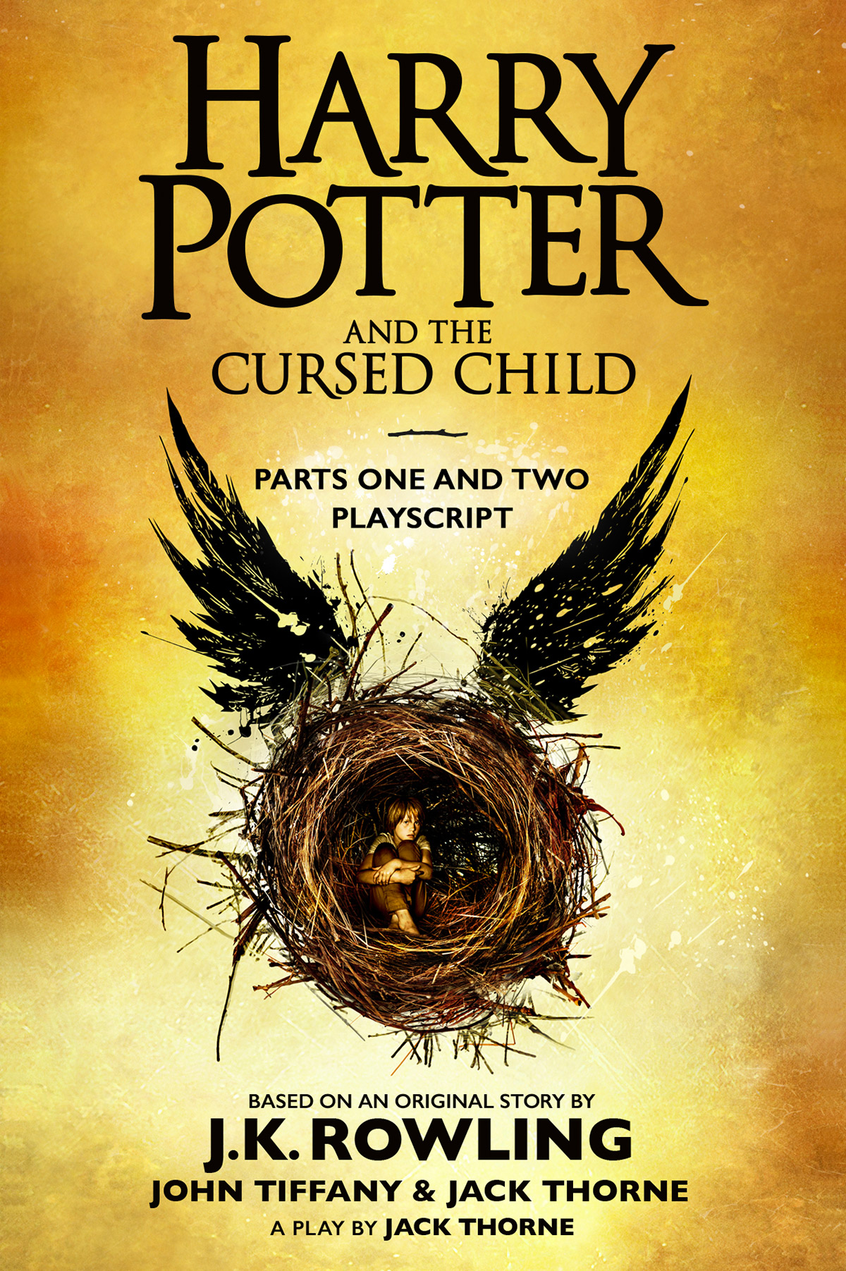 Harry Potter and the Cursed Child - Parts One and Two | Rowling, J.K.