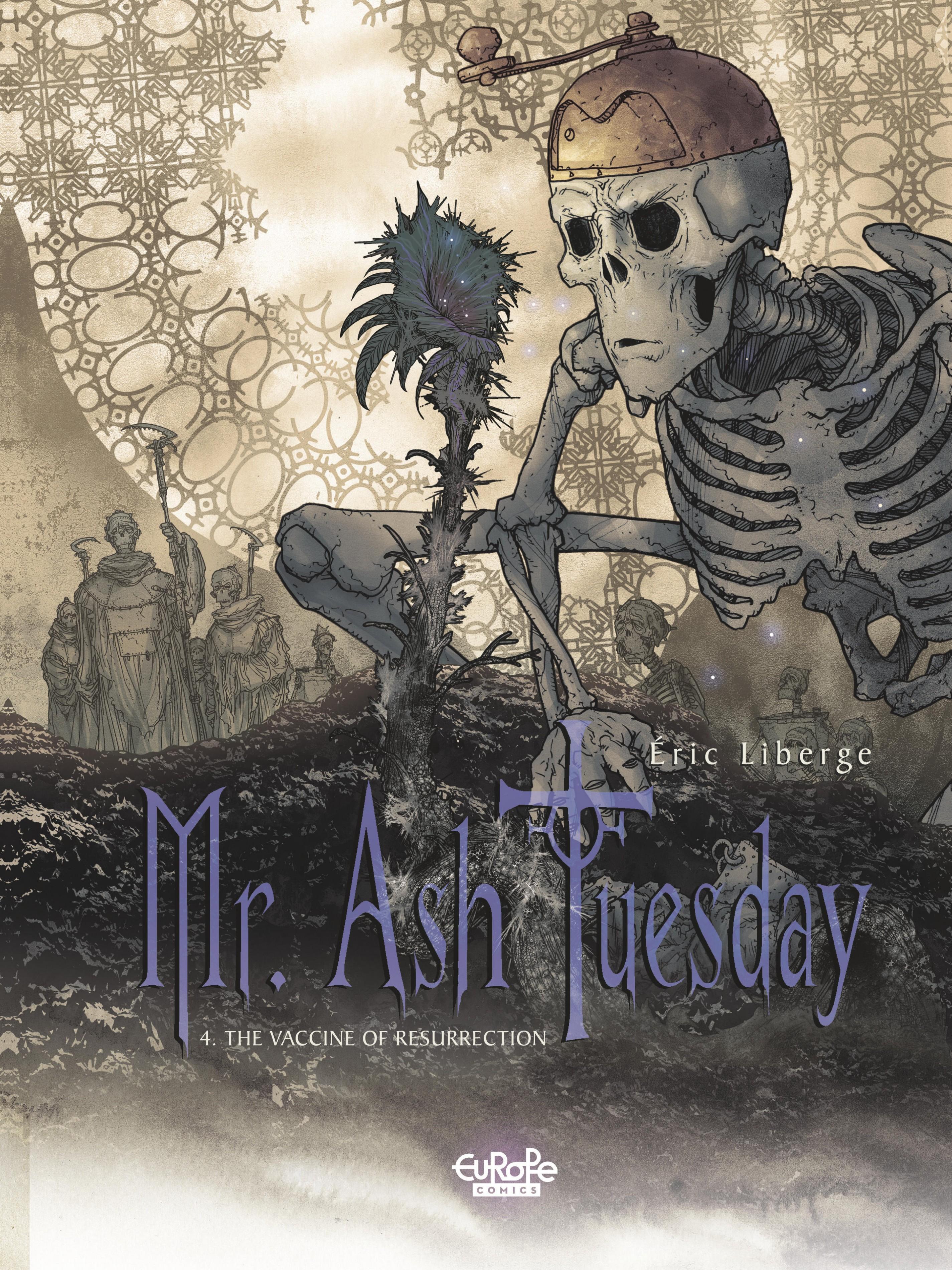 Mr Ash. Tuesday - Volume 4 ...