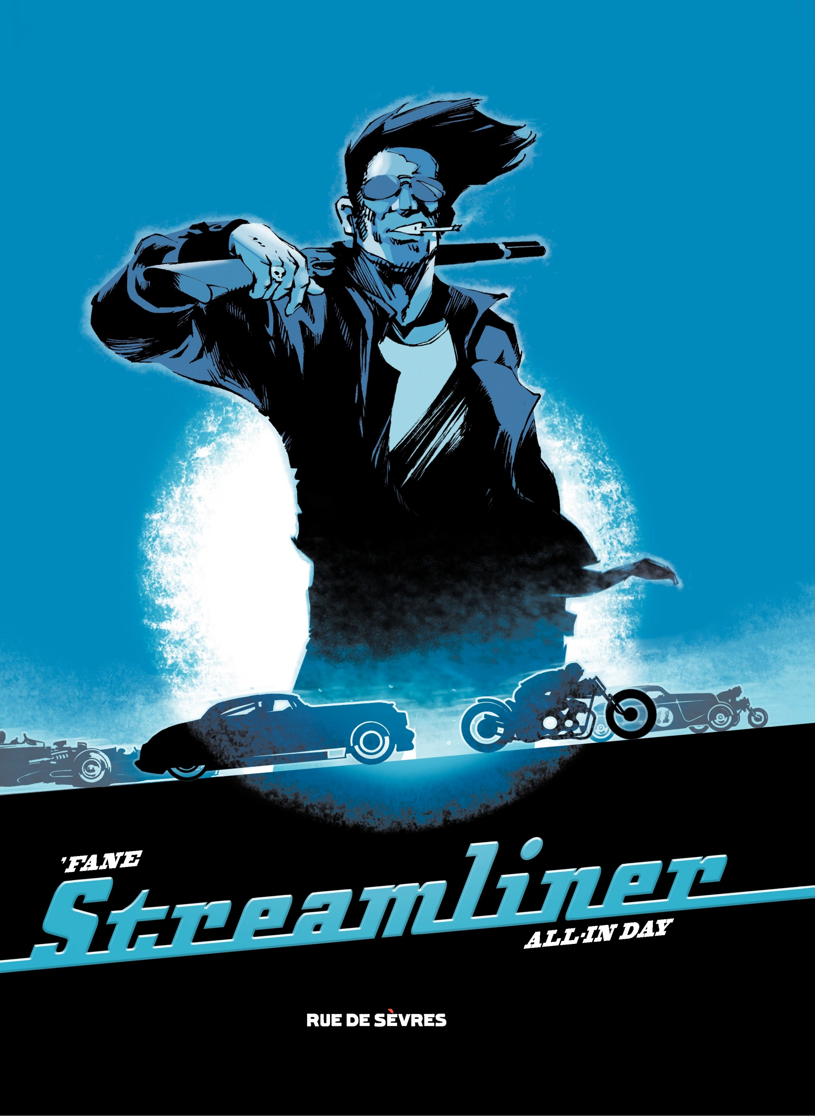 Streamliner - Tome 2 - All in day