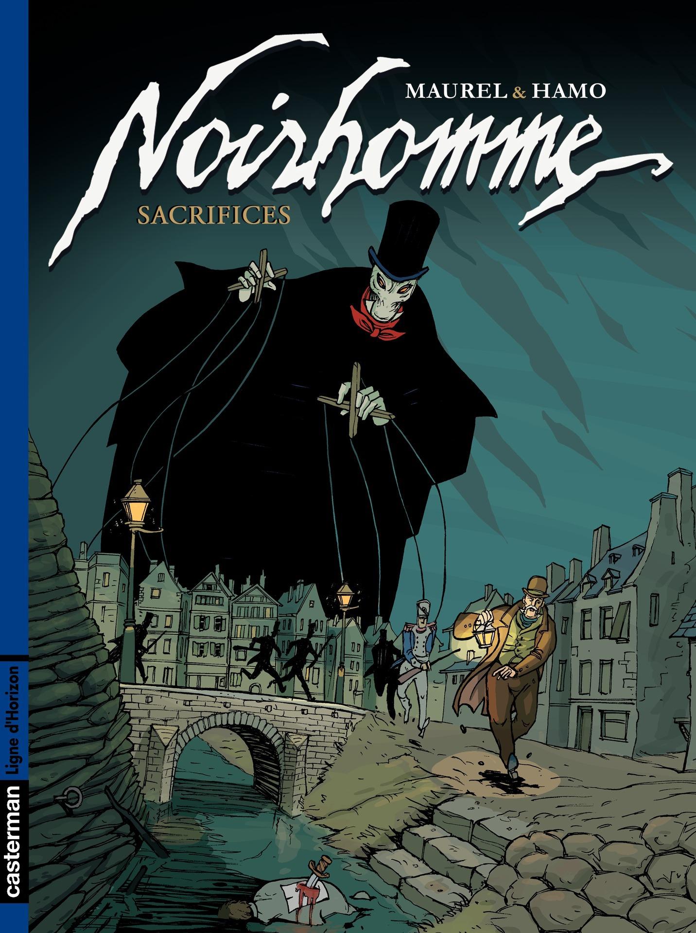 Noirhomme (Tome 2) - Sacrifices