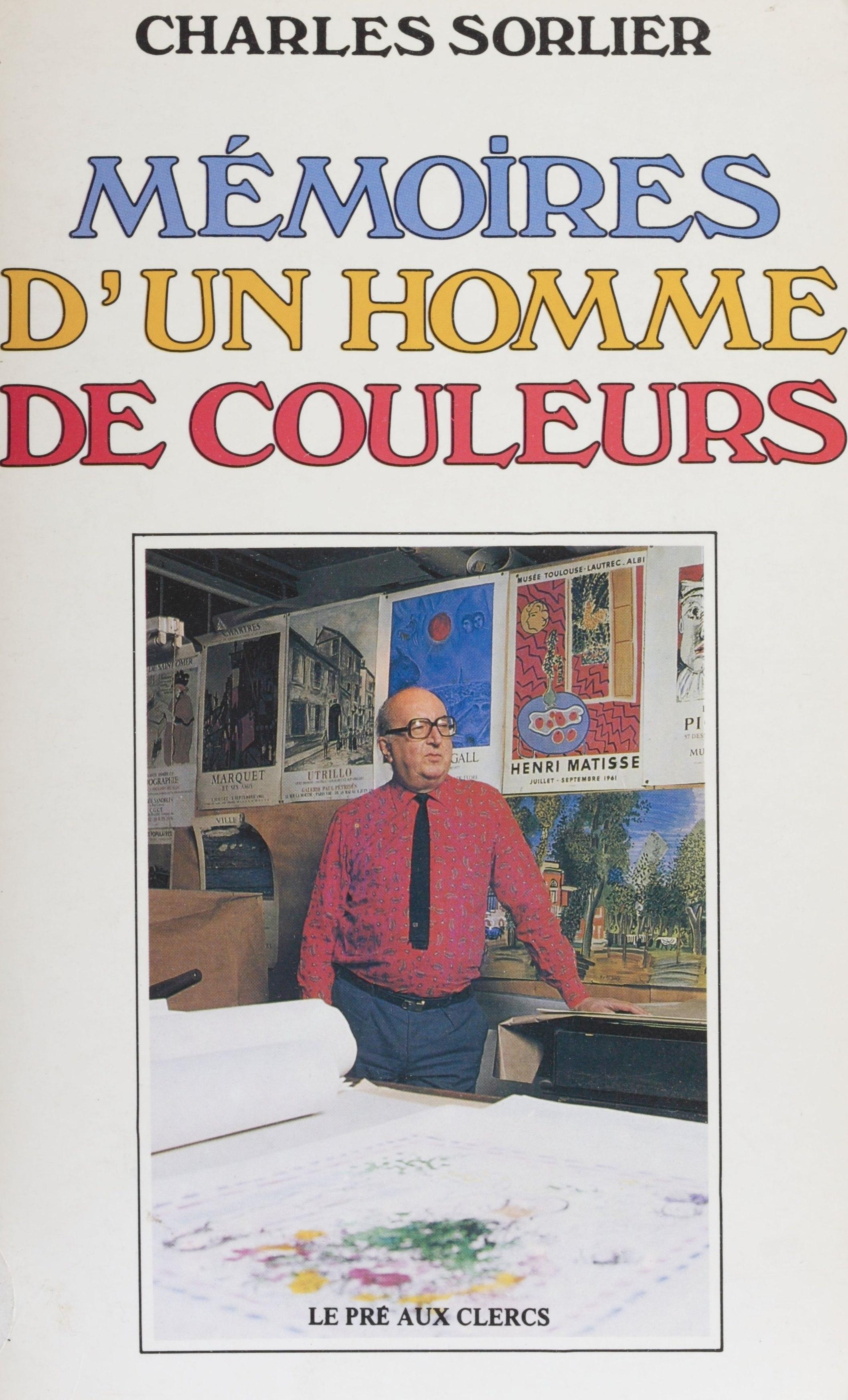 Mémoires d'un homme de coul...